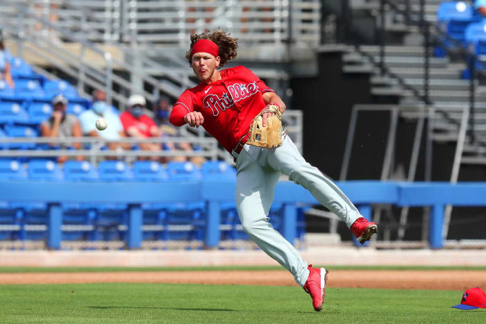 Alec Bohm, 3B  Philadelphia Phillies