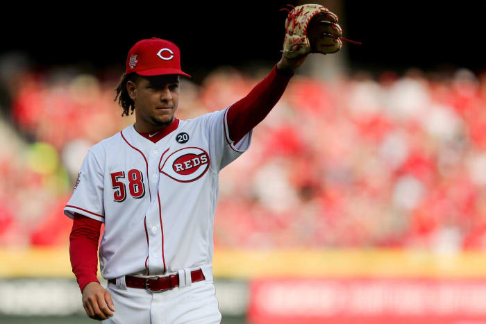 Cincinnati Reds: Luis Castillo, NL Cy Young