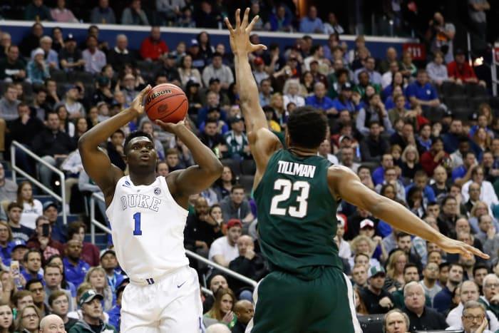 New York Knicks: Zion Williamson, Duke