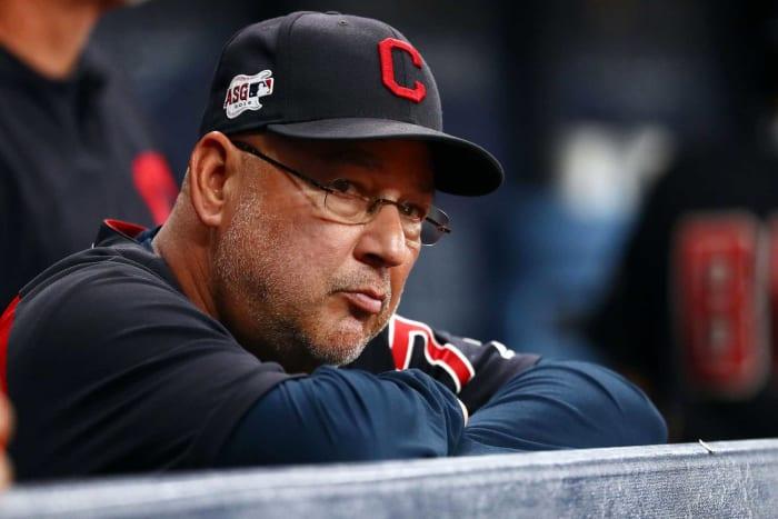 Terry Francona, Cleveland Indians