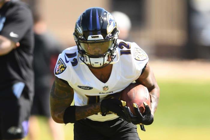 Baltimore Ravens: Rashod Bateman, WR