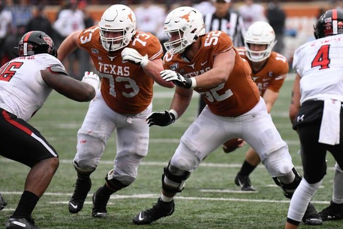 Sam Cosmi, OT, Texas