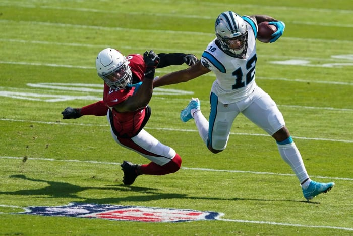 D.J. Moore, WR, Panthers