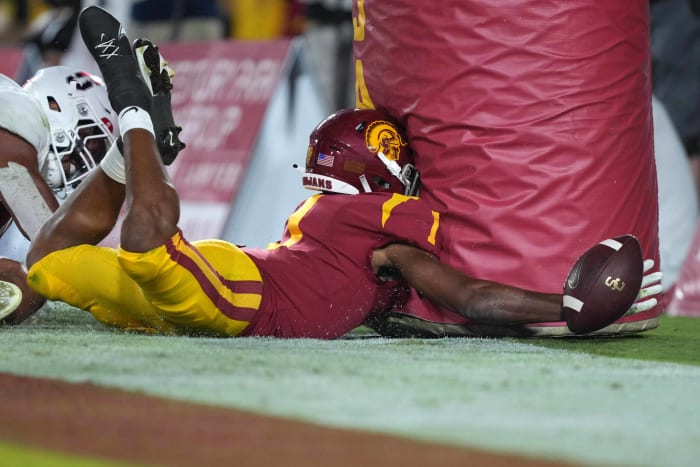 USC (1-1, 0-1 in Pac-12) at Washington State (1-1, 0-0 in Pac-12), 3:30 p.m., Saturday, Fox