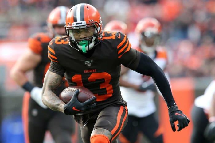 Odell Beckham Jr., WR, Browns