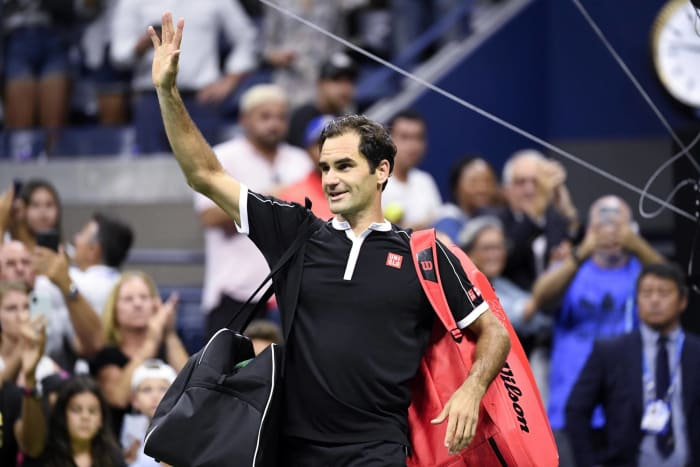 Roger Federer, Tennis ($106.3M)