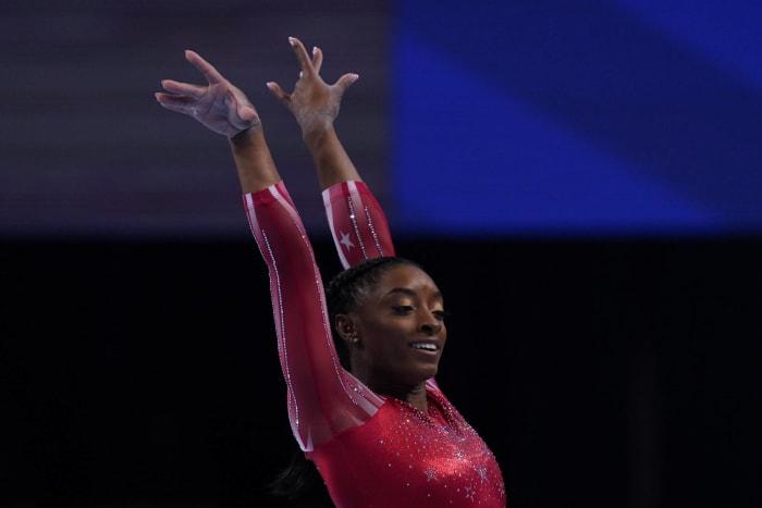 Simone Biles (women's gymnastics)