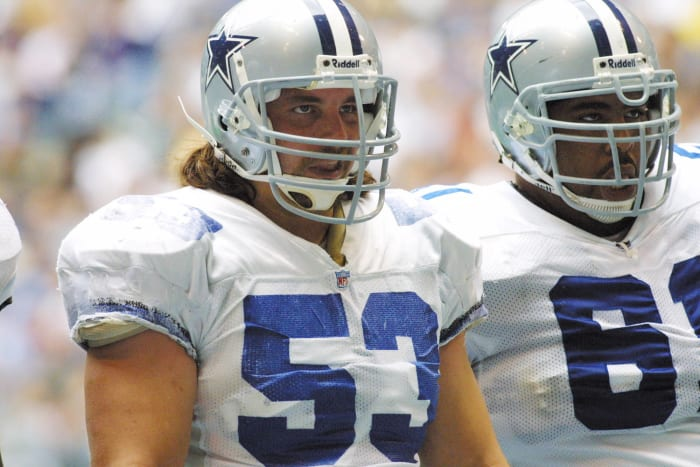 Mark Stepnoski, Dallas Cowboys