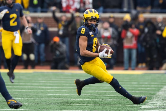Ronnie Bell, Wide Receiver, Michigan