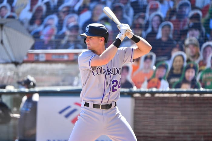 Ryan McMahon, 2B  Colorado Rockies