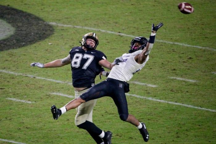 Tennessee Titans: Greg Newsome, CB, Northwestern
