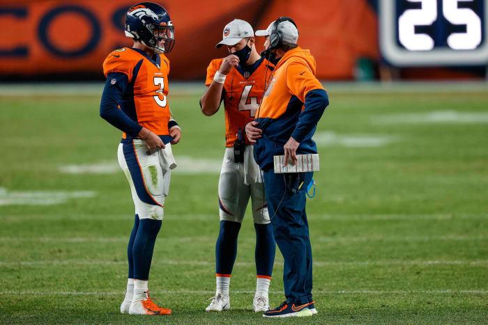 Denver Broncos, quarterback