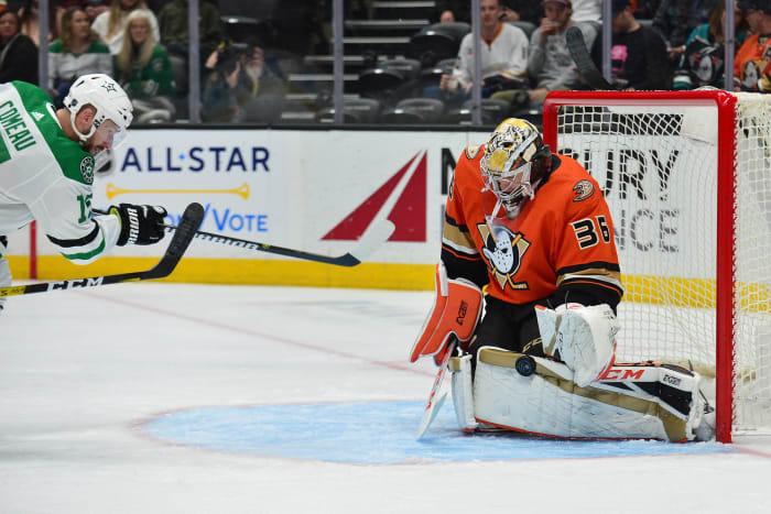 Anaheim Ducks: John Gibson