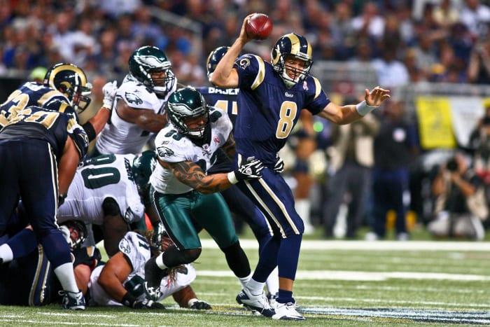 Jason Babin, Philadelphia Eagles