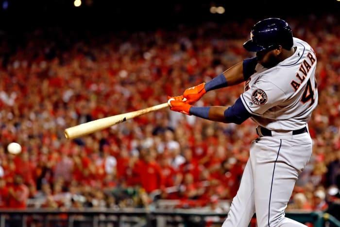 Houston Astros: Yordan Alvarez