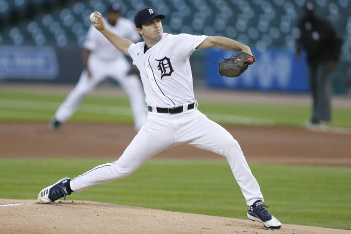 Detroit Tigers: Casey Mize, AL Rookie of the Year