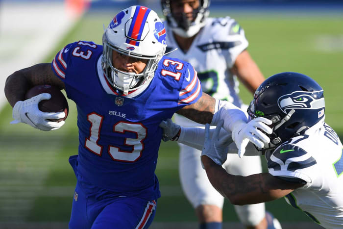Buffalo Bills: Gabriel Davis, WR