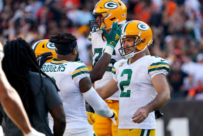 Packers survive Mason Crosby rollercoaster