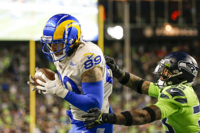 Seahawks defense back on record pace