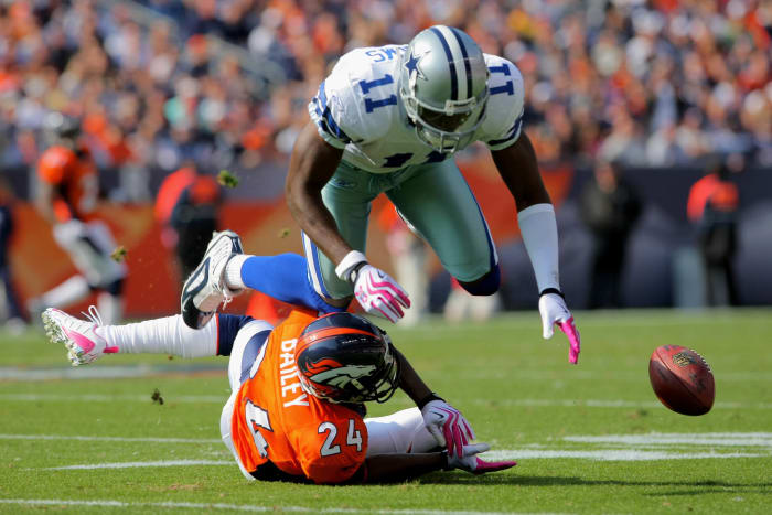 Cowboys err with Roy Williams trade