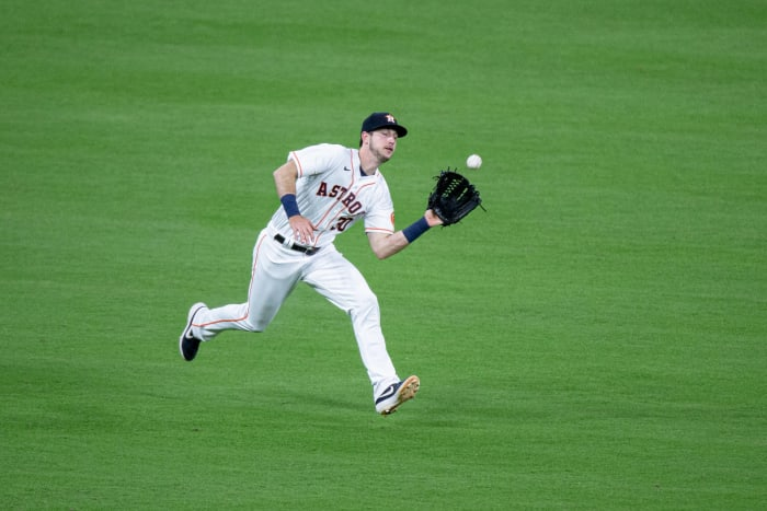 Kyle Tucker, OF  Houston Astros