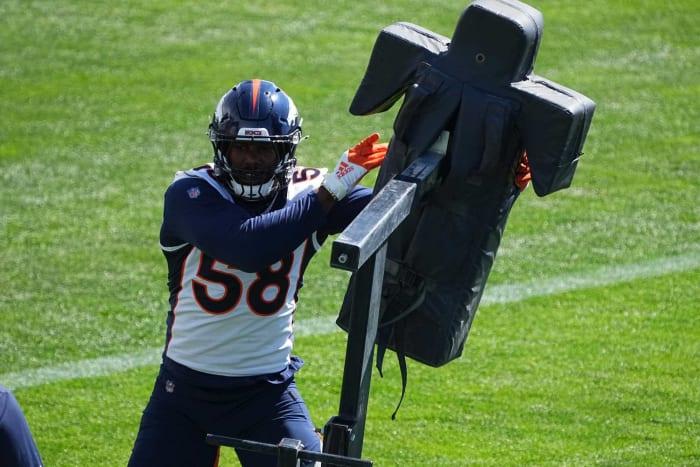 Von Miller, OLB, Broncos