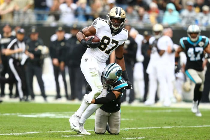 Los Angeles Chargers: Signed TE Jared Cook