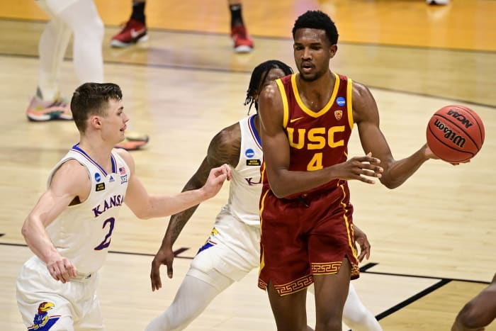 Rising: Evan Mobley, USC