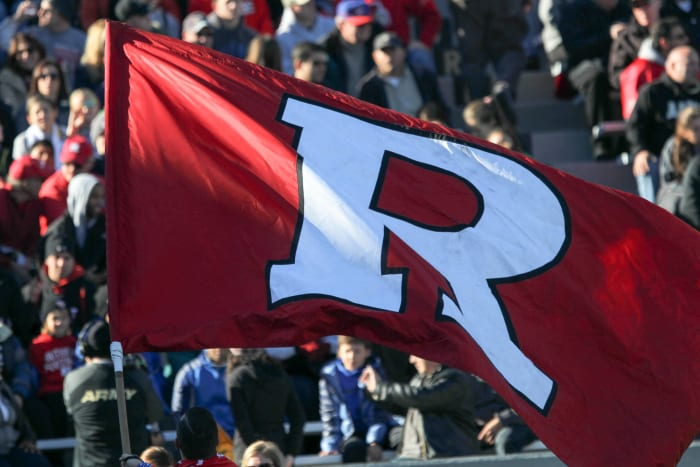 Playing career at Rutgers