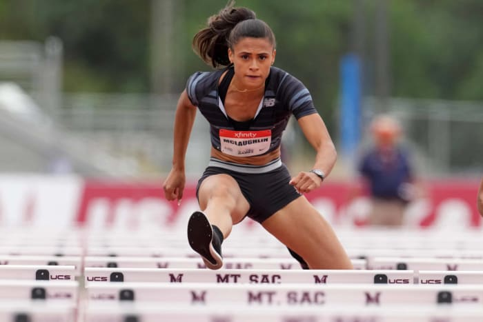 Sydney McLaughlin (women's track and field)