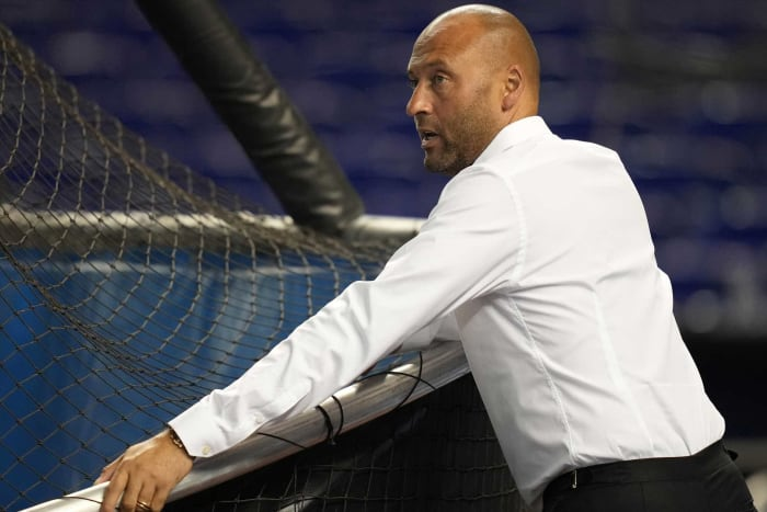 Winning is much tougher for Derek Jeter in the front office