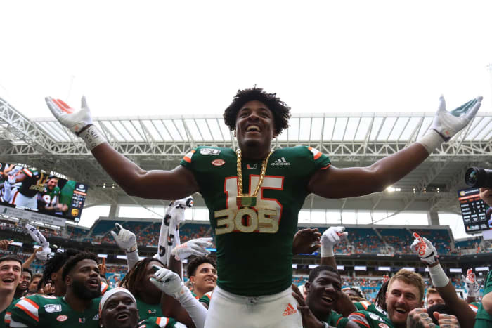 No. 30 | Bills: Miami (FL) DE Gregory Rousseau