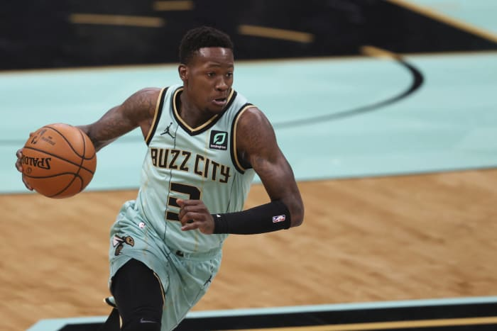 Terry Rozier is shooting 53-50-85 in the clutch this season