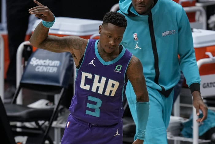 Terry Rozier, Charlotte Hornets