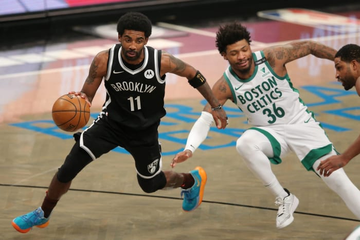 The Brooklyn Nets have the highest offensive rating in NBA history