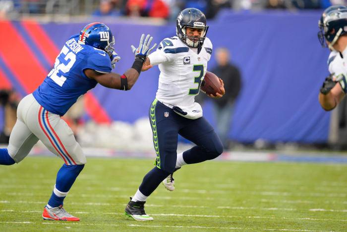New York Giants, linebacker