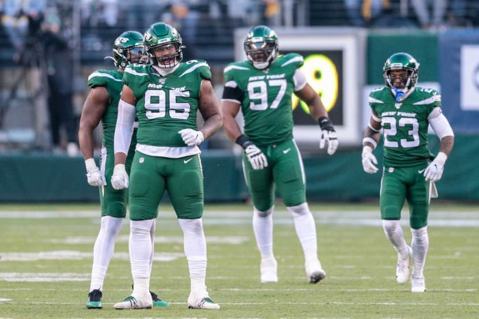 Quinnen Williams, DT, Jets