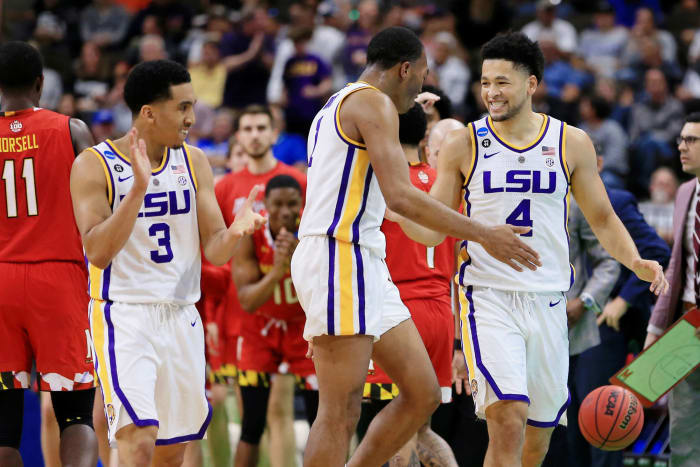 The Waters are fine for LSU (2019)