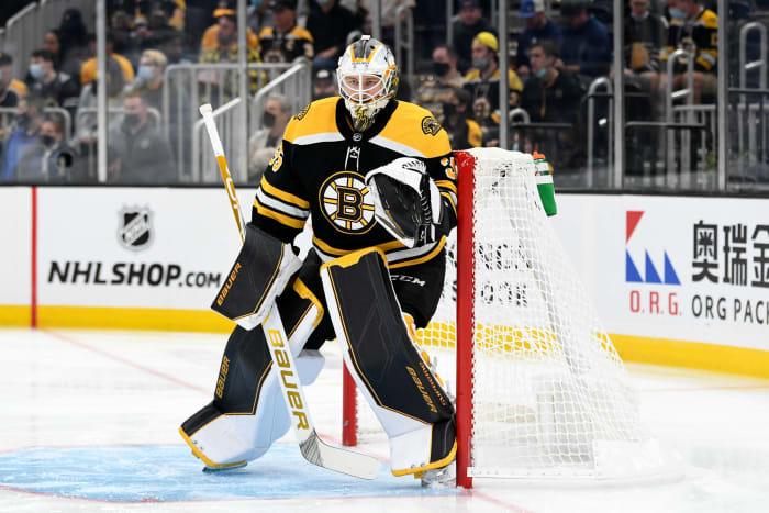 Linus Ullmark, Boston Bruins
