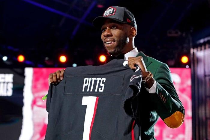 Atlanta Falcons: Kyle Pitts, TE
