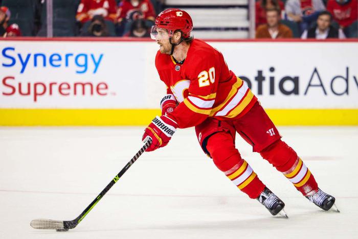 Blake Coleman, Calgary Flames