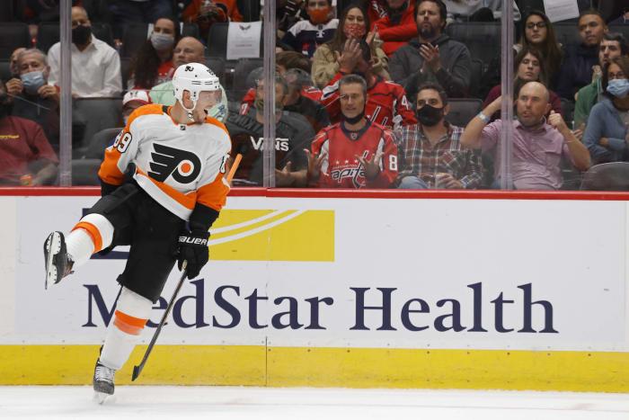 Cam Atkinson, Philadelphia Flyers