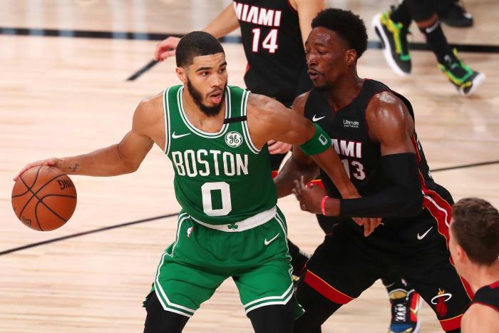 Philadelphia 76ers: Jayson Tatum (3)