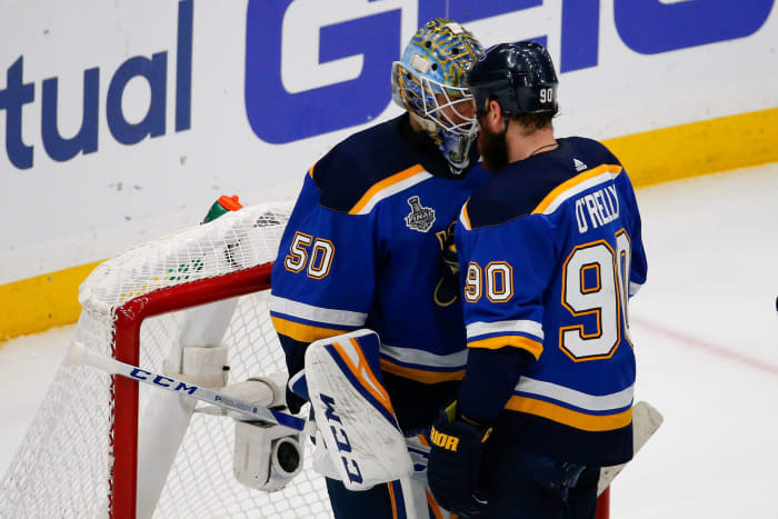 What will the Blues do for an encore?