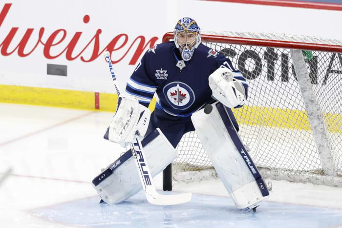 Vezina Trophy: Connor Hellebuyck, Winnipeg Jets