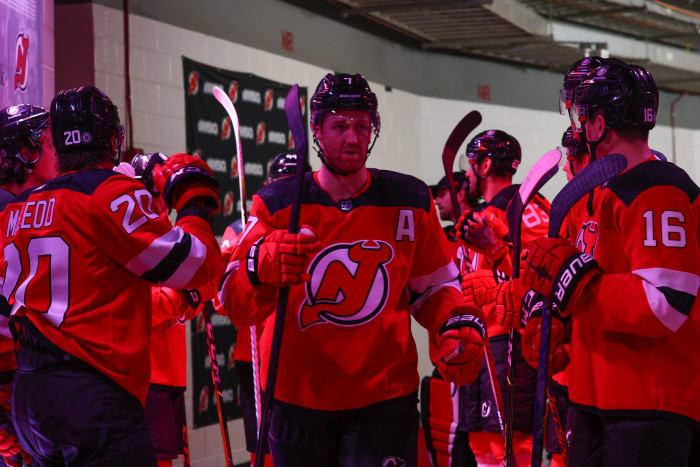 Dougie Hamilton, New Jersey Devils