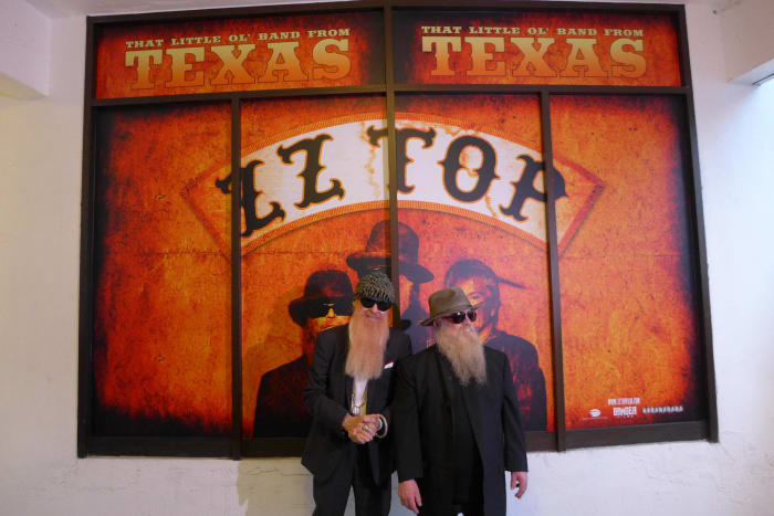 """""""ZZ Top: That Little Ol' Band From Texas"""""""