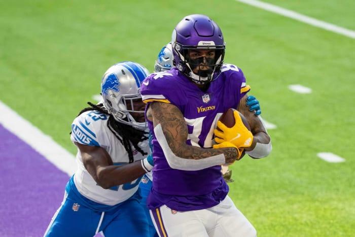 Minnesota Vikings: Irv Smith Jr., TE