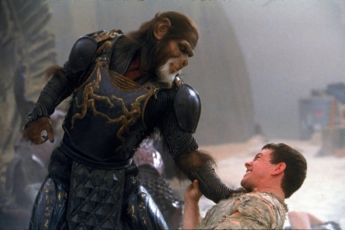 """""""Planet of the Apes"""" (2001)"""
