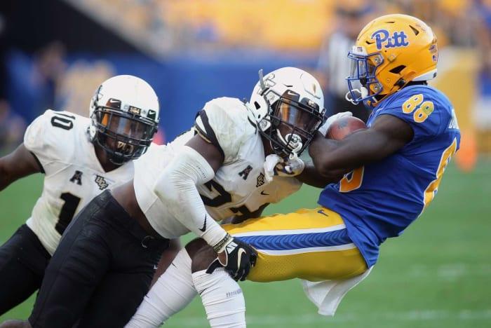 Jacksonville Jaguars (via Vikings): Richie Grant, S, UCF